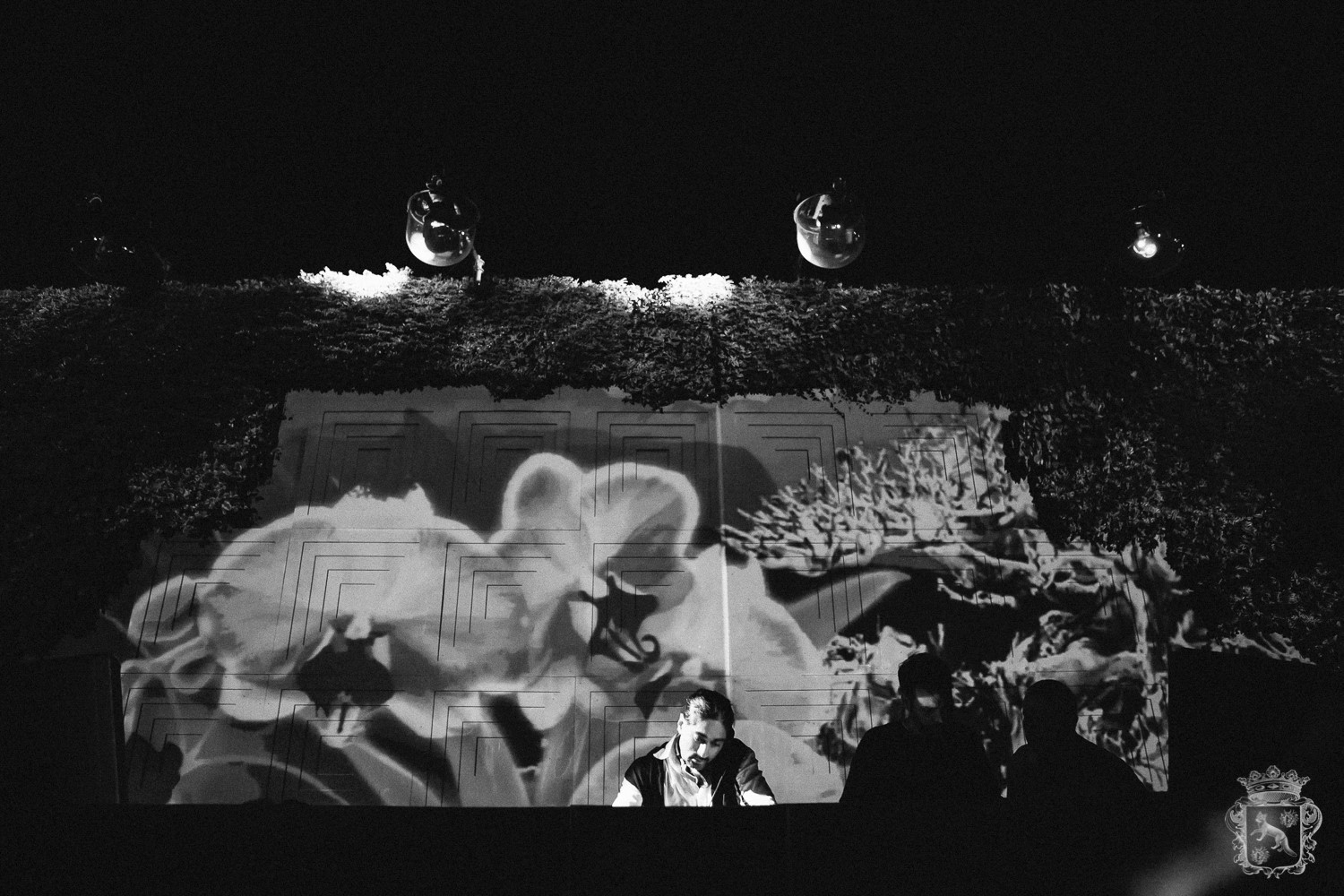 Brooklyn MIrage - Projection Mapped 2